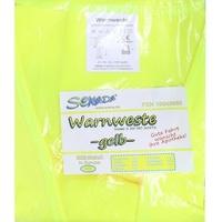 ERENA Verbandstoffe GmbH & Co KG Senada Warnweste gelb im Beutel