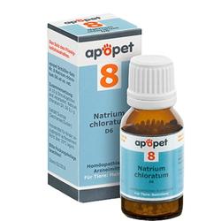 APOPET Schüßler-Salz Nr.8 Natrium chlor.D 6 vet.