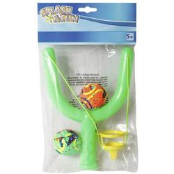 Splash & Fun Wasserbombenschleuder inklusive 2 Bälle 83234750