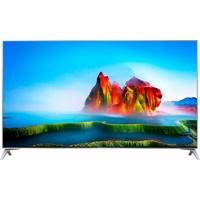 LG 55SJ800V LED-Fernseher (139 cm/55 Zoll, 4K Ultra HD, Smart-TV) grau