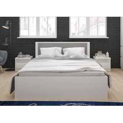 Feldmann-Wohnen Bett BOSTON, Polsterauflage