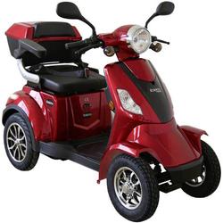 Rolektro E-Quad 25 V.2, Rot, 1000 Watt E-Quad Rot Blei-Gel 60V 20Ah