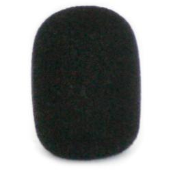 Cardo G9X / G9 / Q3 / Q1 / Qz Microfoonspons voor microfoons van de giek, zwart, Eén maat