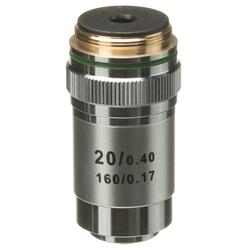 BRESSER Mikroskop DIN-Objektiv 20x