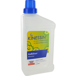 KINESSIN Kalklöser Konzentrat, auf Basis natürlicher Zitronensäure, 1000 ml - Flasche