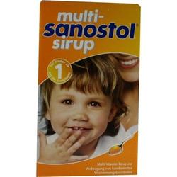 MULTI-SANOSTOL SIRUP