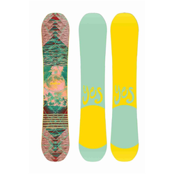 Snowboard YES - Snb Emoticon Multi 143 (MULTI)