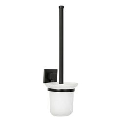 WC-Garnitur FACKELMANN Toilettenbürste mit Halter NEW YORK / Toilettenbürstenhalter & Klobürste / Maße, FACKELMANN