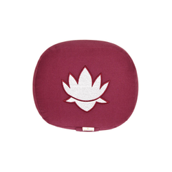 yogabox Yogakissen oval Lotus Stick BASIC lila