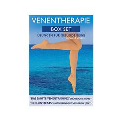 Canda - Venentherapie Box Set: Übungen für gesunde Beine (CD)