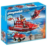 Playmobil City Action Feuerwehr 9503