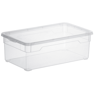 Rotho Clearbox in transparent, 5 L