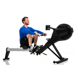 Finnlo by Hammer Rudergerät Ergometer Rower Aquon Evolution