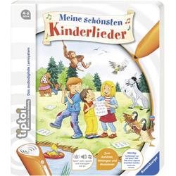Ravensburger tiptoi® Meine schönsten Kinderlieder tiptoi® Meine schönsten Kinderlieder 43514