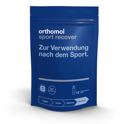 orthomol sport recover Pulver