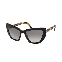 Prada Catwalk PR 08VS NAI0A7, Cat Eye Sonnenbrille, Damen