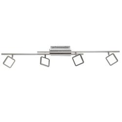 Honsel LED Strahler Balken Plate 4flg.