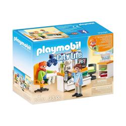Playmobil® Konstruktions-Spielset PLAYMOBIL® 70197 Beim Facharzt: Augenarzt