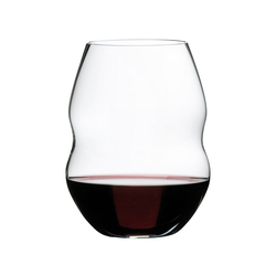 RIEDEL Glas Rotweinglas Riedel Rotweingläser SWIRL RED WINE 0450/30, Glas