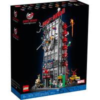 Lego Marvel Super Heroes Daily Bugle 76178