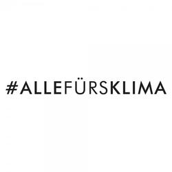 Fridays for Future - #ALLEFÜRSKLIMA (90x20mm)