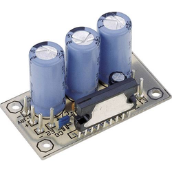 Stereo-Verstärker Bausatz 9 V/DC, 12 V/DC, 18 V/DC 20W 2Ω