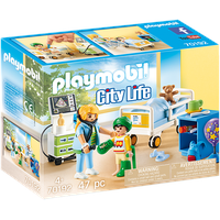 Playmobil City Life Kinderkrankenzimmer (70192)