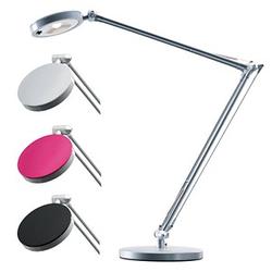 Hansa LED 4you Schreibtischlampe silber 4,8 W