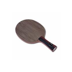 STIGA Tischtennisschläger Stiga Holz Carbo 7.6 WRB Griffform-konkav