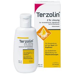 TERZOLIN 2% Lösung 60 ml