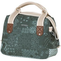 Basil Fahrradtasche Bohème City Bag forest green