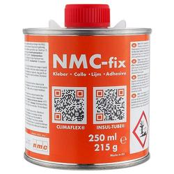 Universal-Kleber NMC-FIX für Isolierschläuche - Pinseldose 250 ml