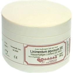 LINIMENTUM AQUOSUM SR Salbe 200 g