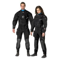 Waterproof D10 Pro ISS - Damen - Gr: L/+