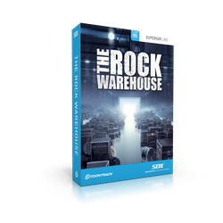 Toontrack SDX The Rock Warehouse Sample-Library