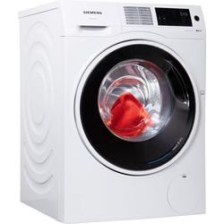 Waschtrockner iQ500 WD14U540, 9 kg / 6 kg, 1400 U/Min, Waschtrockner, 82234107-0 weiß weiß