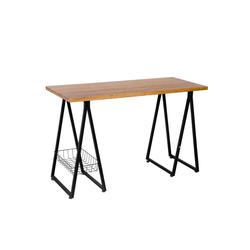HTI-Line Schreibtisch Schreibtisch Brick, Schreibtisch
