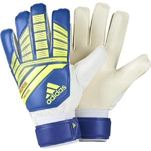 adidas Uni Torwarthandschuhe Predator XL Solar Yellow/Active Red/Football Blue