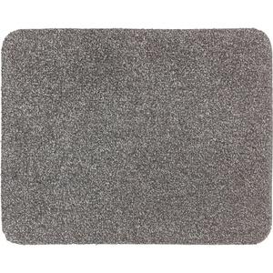 Fußmatte Saugstark 601, ASTRA, rechteckig, Höhe 9 mm, Fussabstreifer, Fussabtreter, Schmutzfangläufer, Schmutzfangmatte, Schmutzfangteppich, Schmutzmatte, Türmatte, Türvorleger, In -und Outdoor geeignet grau