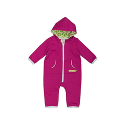 Loud&Proud Overall Overall Sweat Overalls für Mädchen rosa 62/68