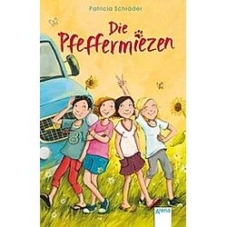 Die Pfeffermiezen Bd.1. Patricia Schröder  - Buch
