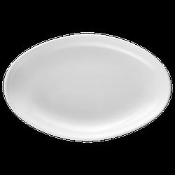 Meran Beilage oval 5230 23,5 cm weiß