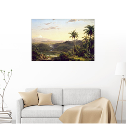 Posterlounge Wandbild, Cotopaxi 150 cm x 100 cm