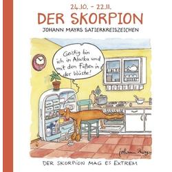 Der Skorpion als Buch von