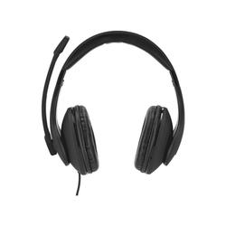 Hama HS-USB300 PC-Headset (mit USB-A-Stecker)