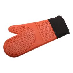 Sambonet Kitchen Gadget - Silikon rot Ofen-/ Grillhandschuh,Silikon rot 36 x 19 cm Kitchen Gadget - Silikon rot 51595-21