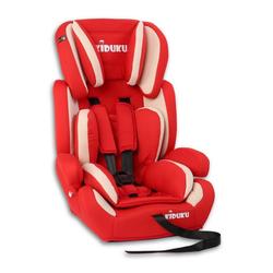 KIDUKU Autokindersitz KIDUKU® Autokindersitz Kinderautositz Autositz, 4 kg, (1-tlg) rot