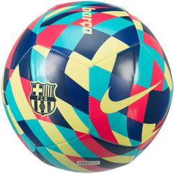 Nike FC Barcelona Fußball in limelight-multi-color-limelight, Größe 5 limelight-multi-color-limelight 5