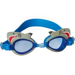 Best Sporting Schwimmbrille Schwimmbrille Hai blau
