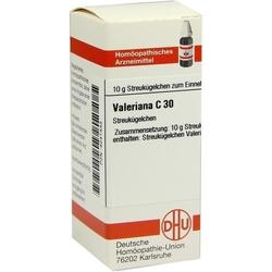 VALERIANA C 30 Globuli 10 g